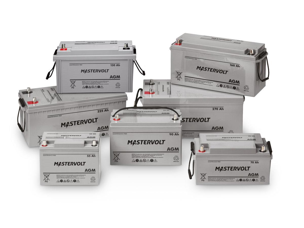 Batteries - AGM - GEL