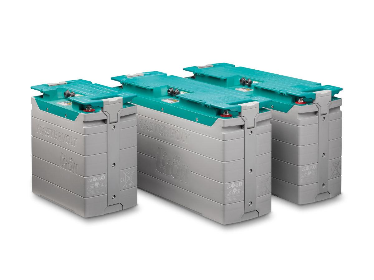 Batteries - Lithium